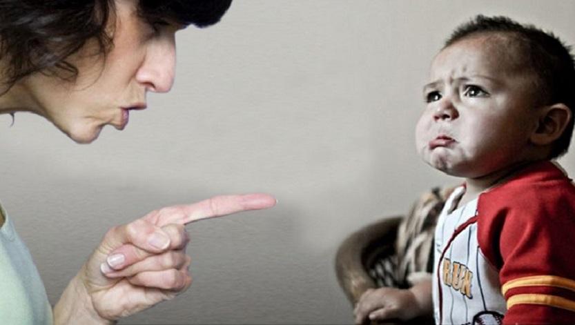 Что нельзя говорить ребёнку: 7 запрещённых фраз