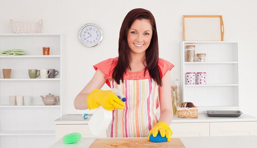 Как быстро убрать всю квартиру