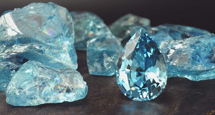 Аквамарин: свойства и значение морского камня