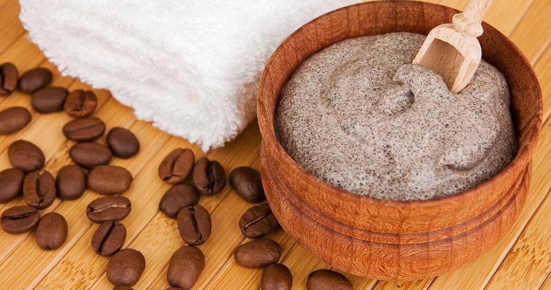 Скраб из кофе в домашних условиях