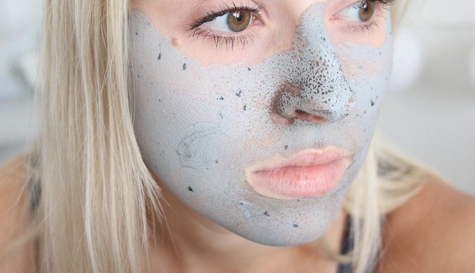 Домашние маски от чёрных точек на лице