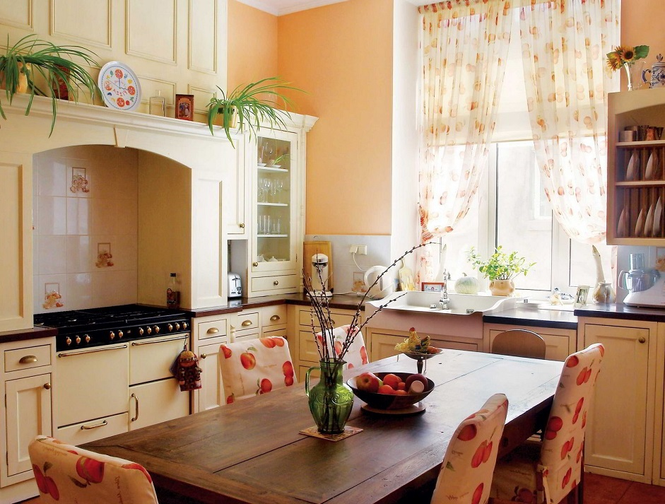 Как украсить кухню своими руками