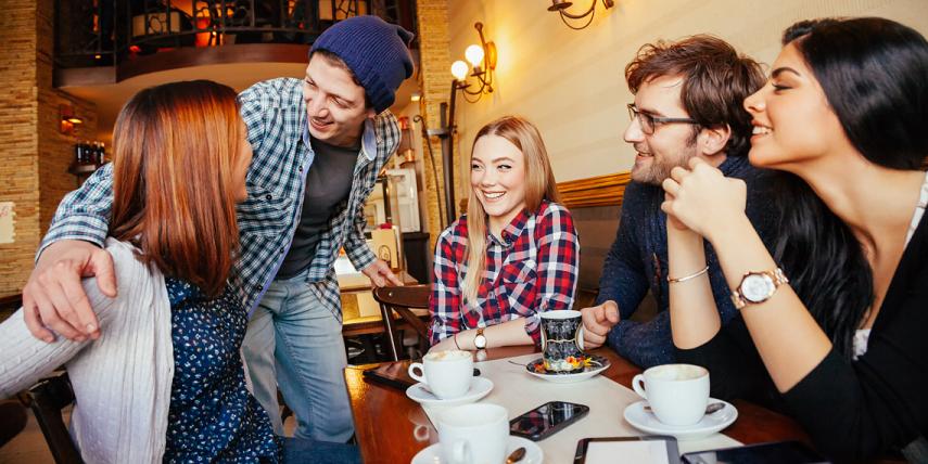 Зачем нужны друзья: восемь главных причин