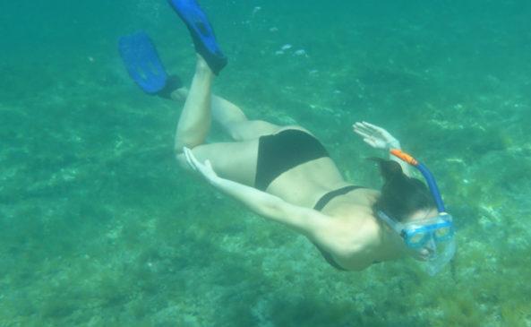 Плаванье как помошник от стресса