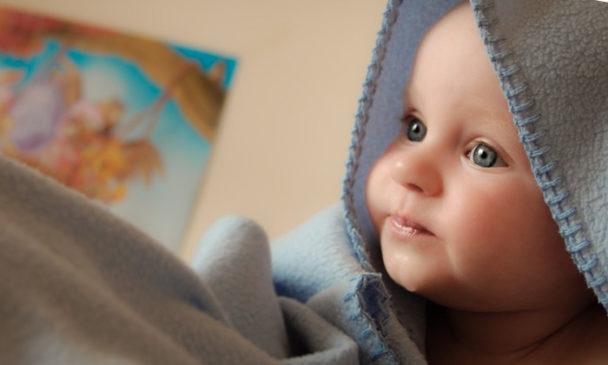 Распорядок дня для младенца