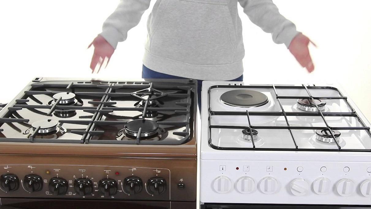 Как выбрать газовую плиту для кухни