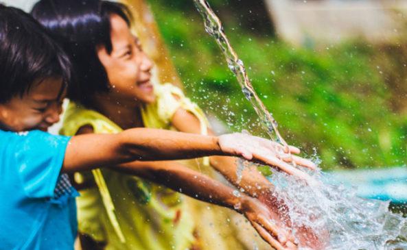 Умывание - как начало закалки