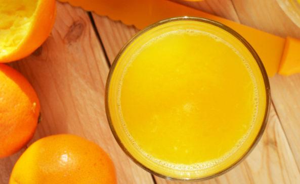 Апельсиновый сок и лечебные свойства