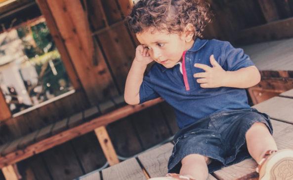 Унижение ребёнка