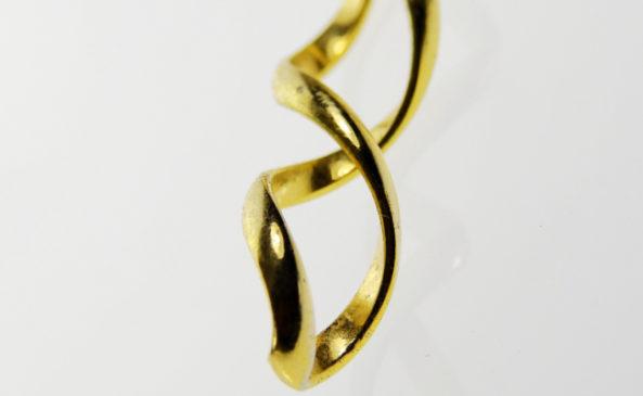 Серьги из золота