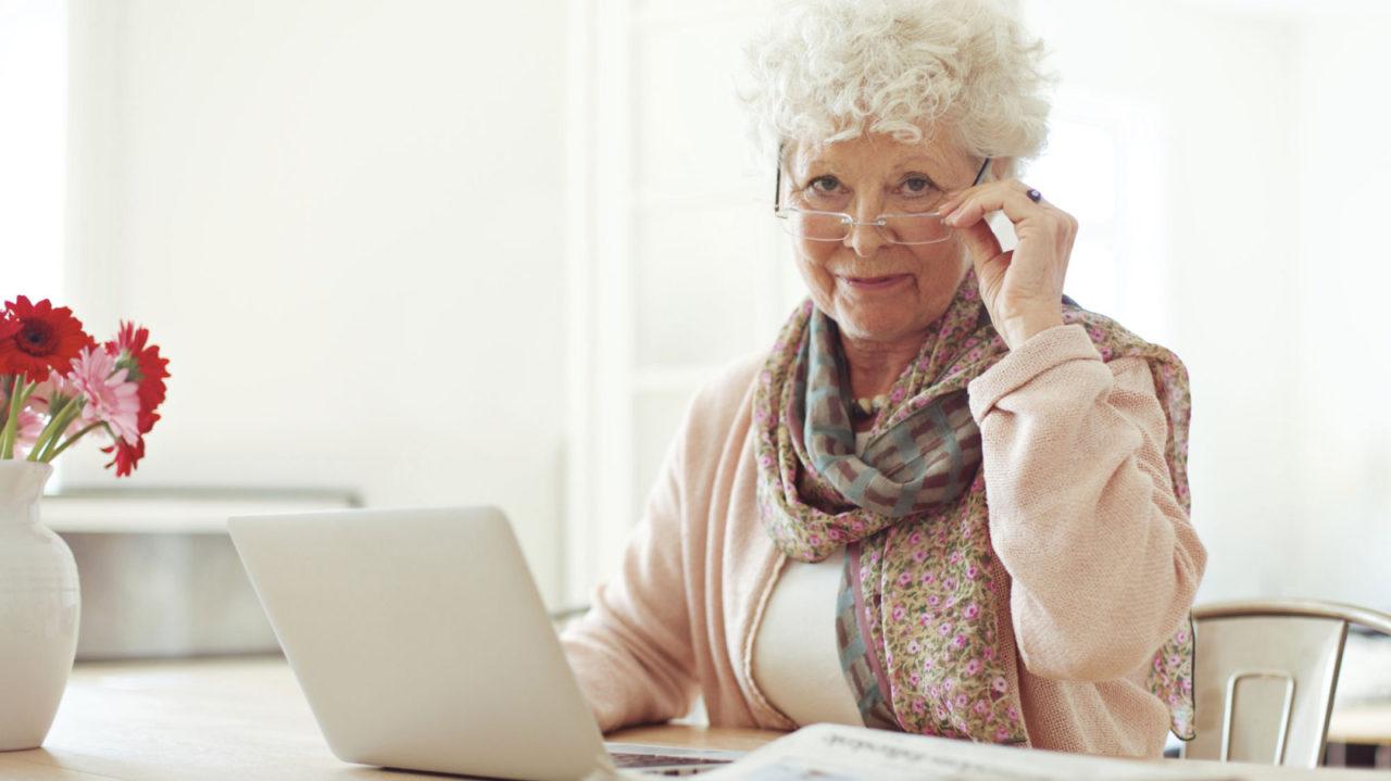 Чем заняться женщине на пенсии