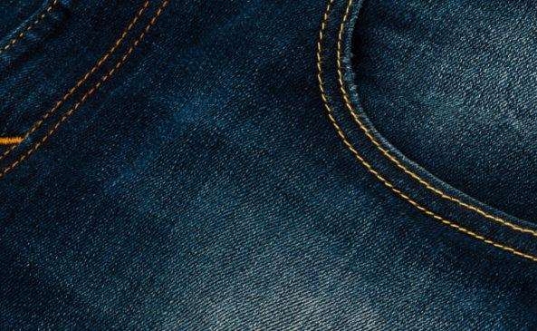 Туника с джинсами