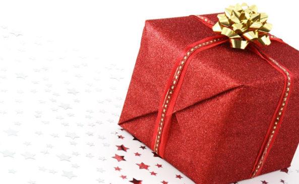 Бант для подарка