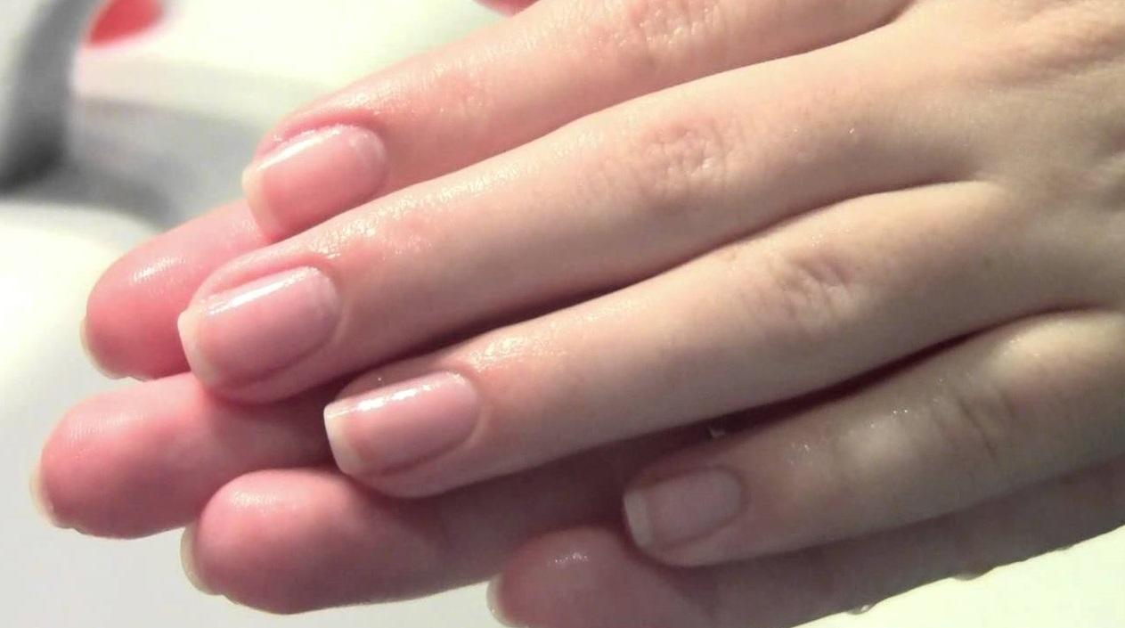 Как отбелить ногти в домашних условиях
