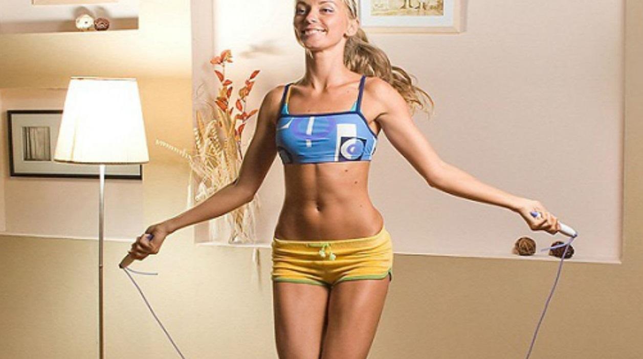 Эффективные упражнения для сжигания жира для женщин