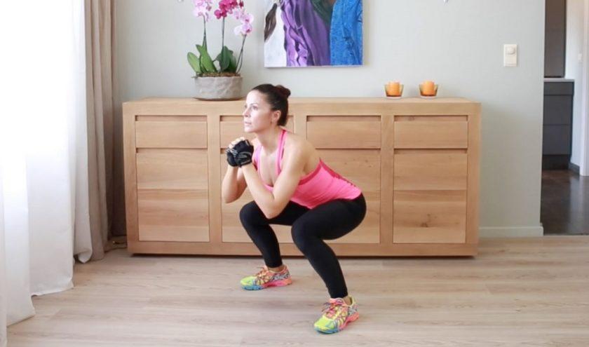 Виды упражнений для сжигания жира для женщин
