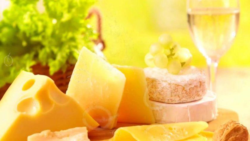 Вред сыра из козьего молока