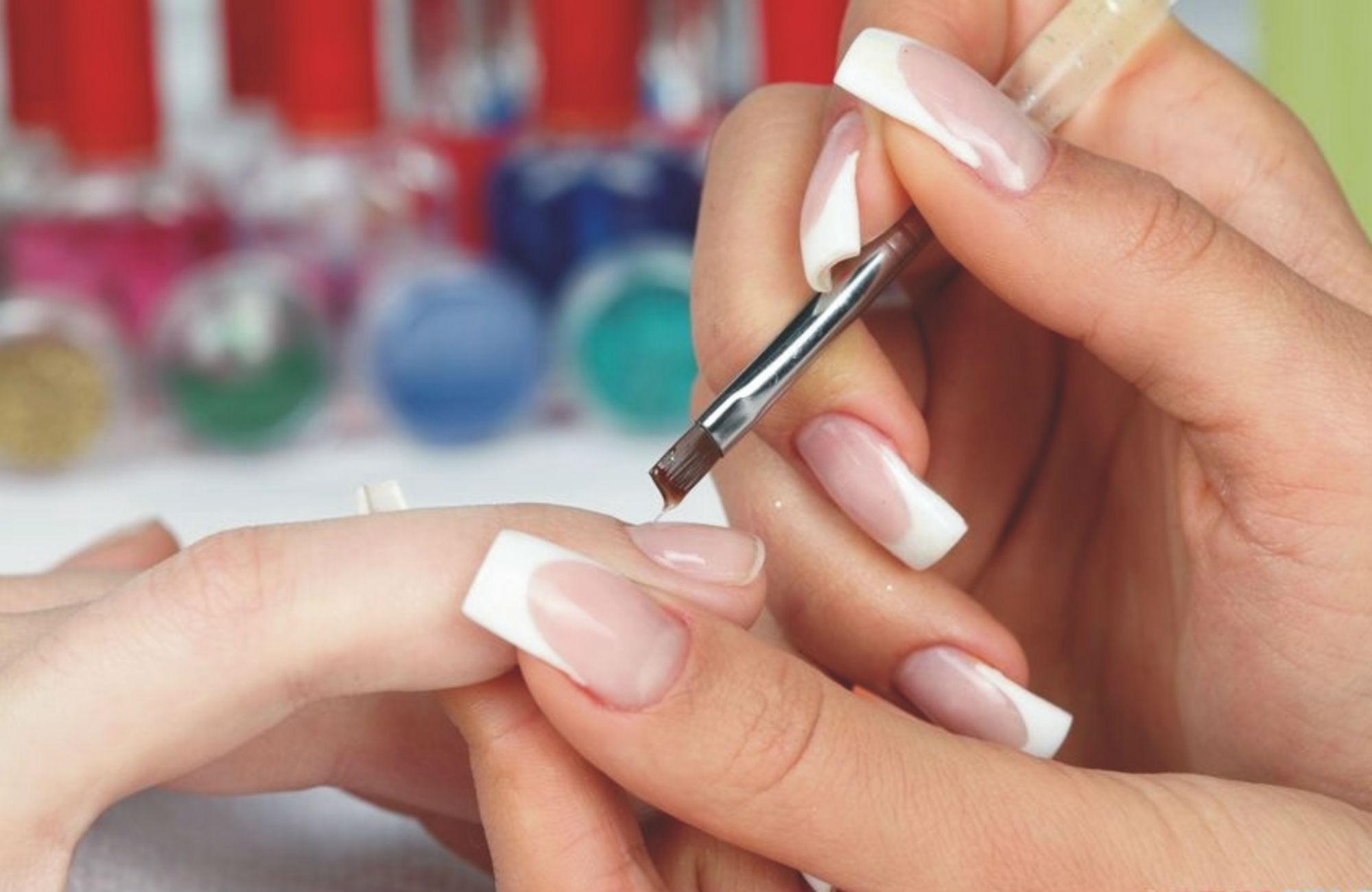 Как убрать гель с ногтей