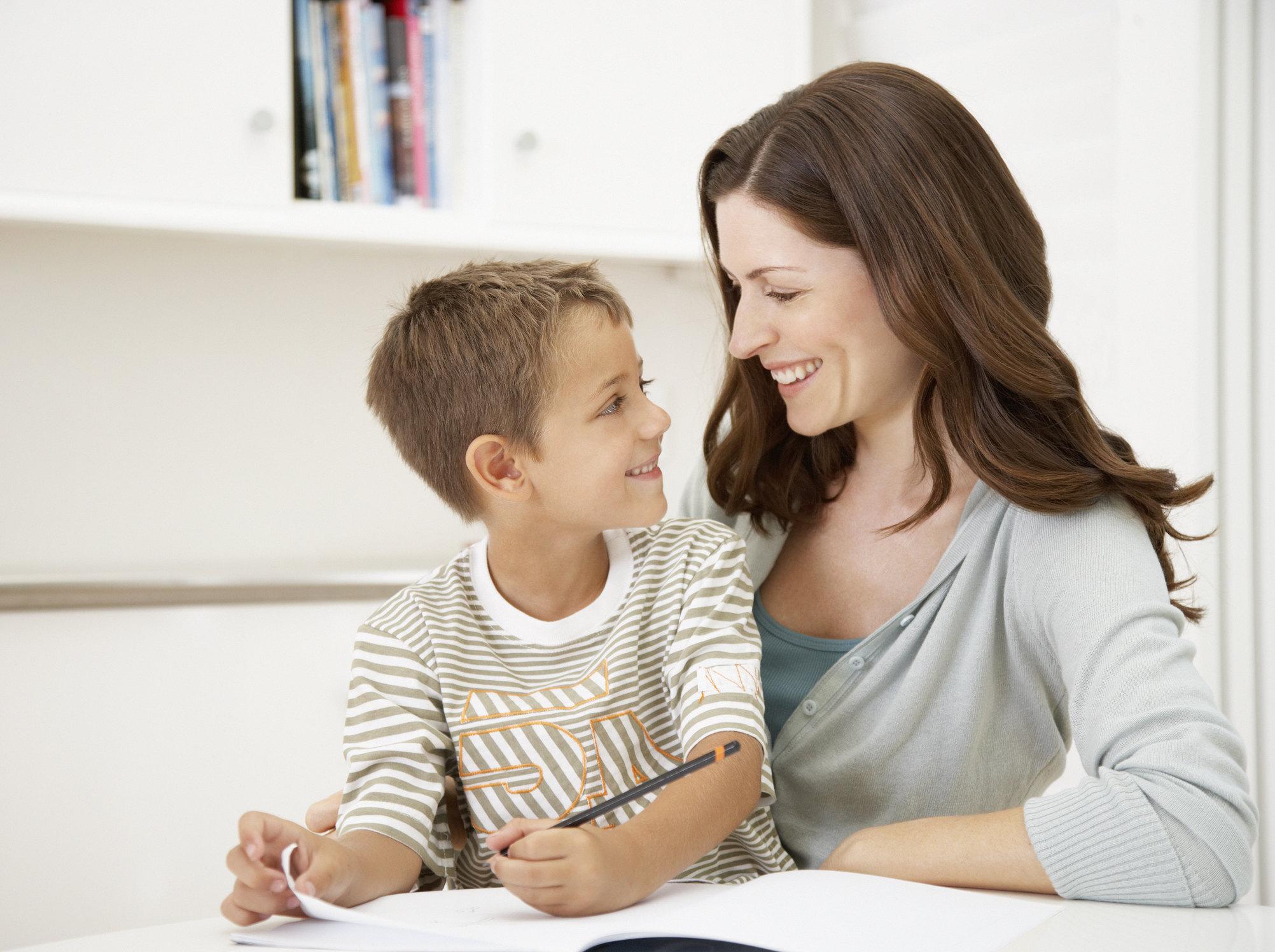 Материнский ум определяет интеллект ребенка