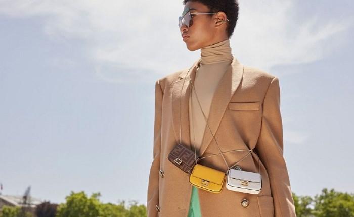 Микро-Baguette: культовая сумка Fendi стала очень маленькой