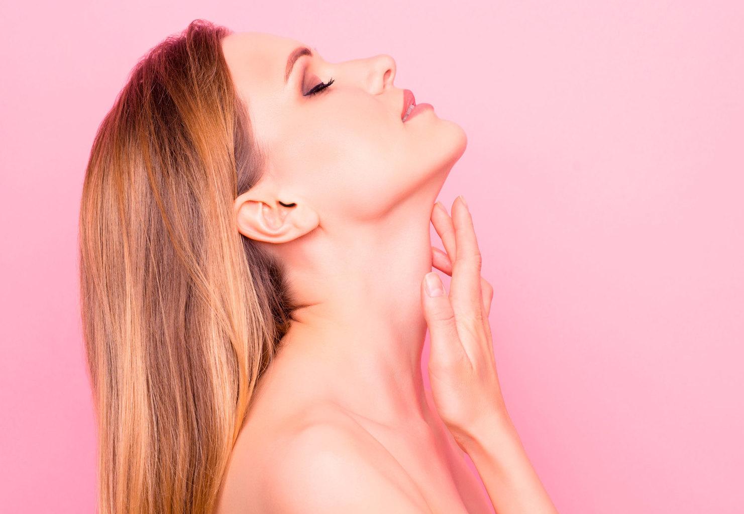 Уход за шеей — быстрое восстановление