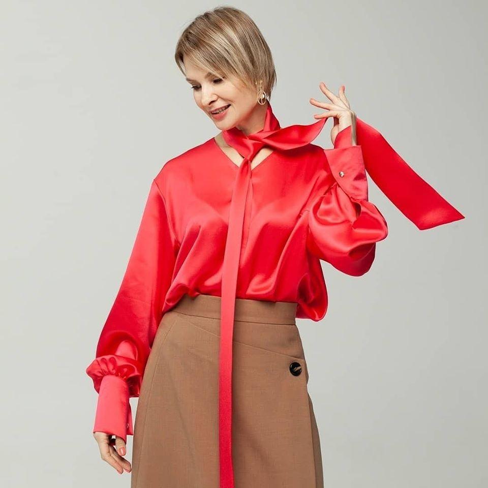 Применение цвета в дизайне белорусской одежды