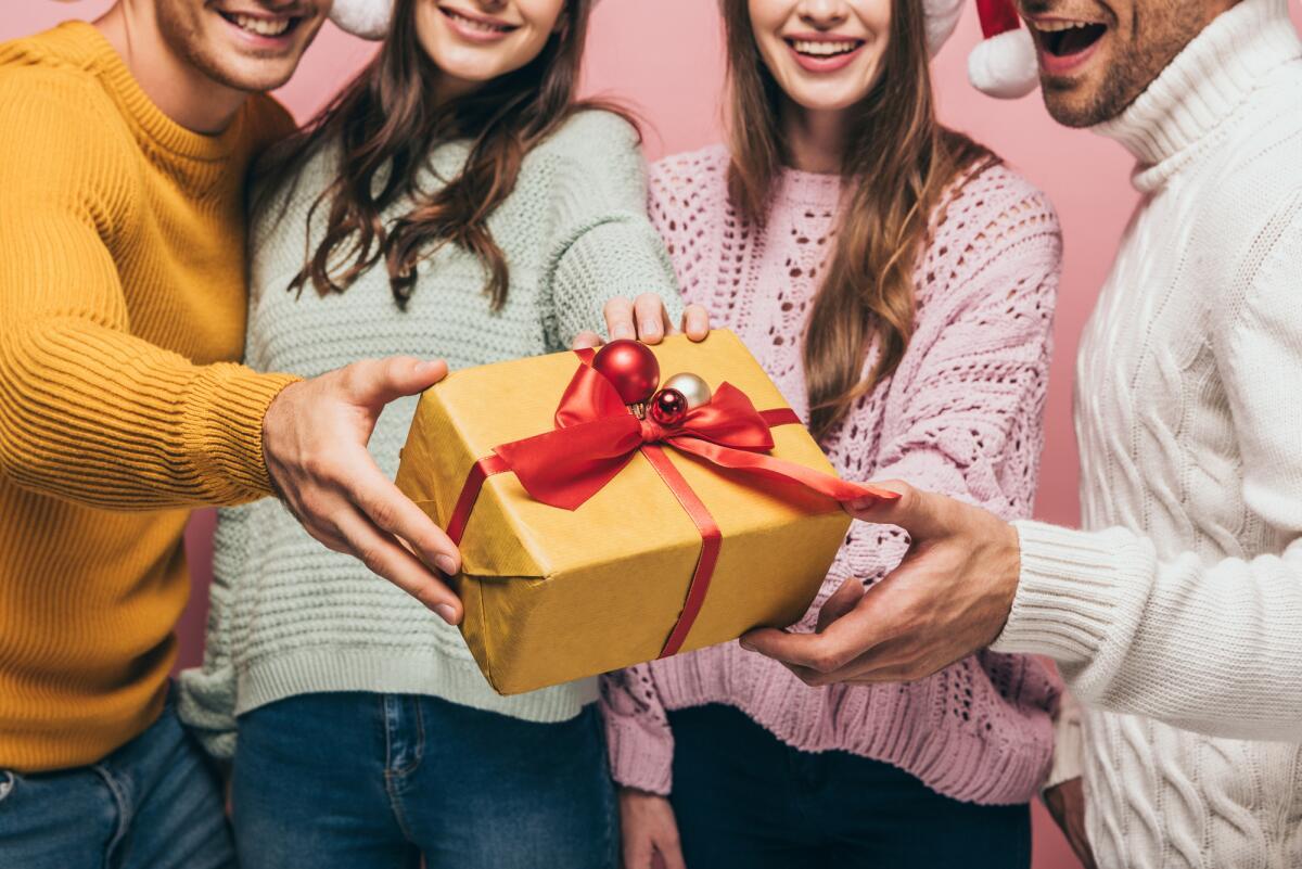 Выбор новогоднего подарка с точки зрения психологии