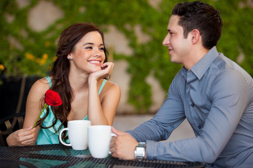 Какие вопросы можно задавать мужчинам на первом свидании
